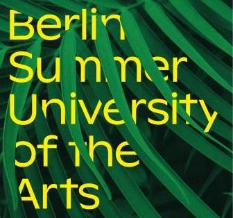 Logo of Berlin Summer University of the Arts
