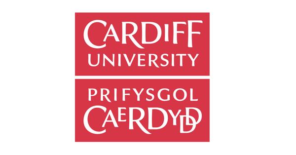 Logo of Cardiff University