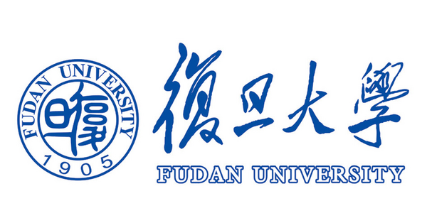 Logo of Fudan University