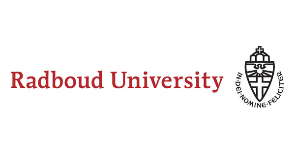 Logo of Radboud University