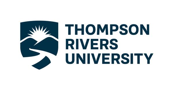 Logo of Thompson Rivers University