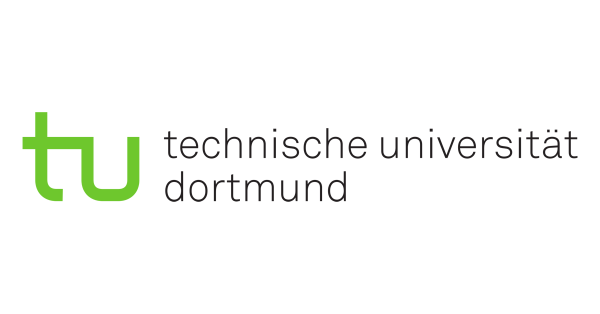 Logo of TU Dortmund University
