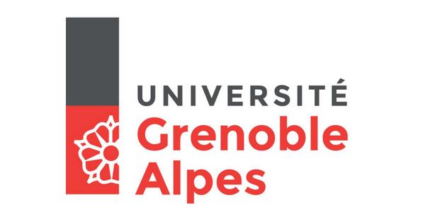 Logo of Université Grenoble Alpes