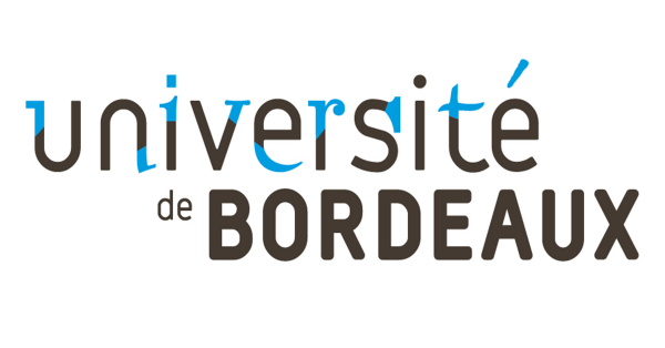 Logo of University of Bordeaux